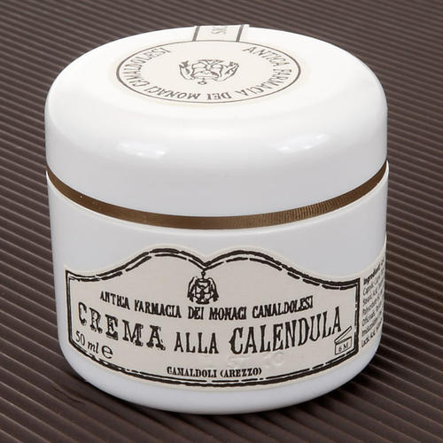 Camaldoli Calendula Cream (50 ml) 2