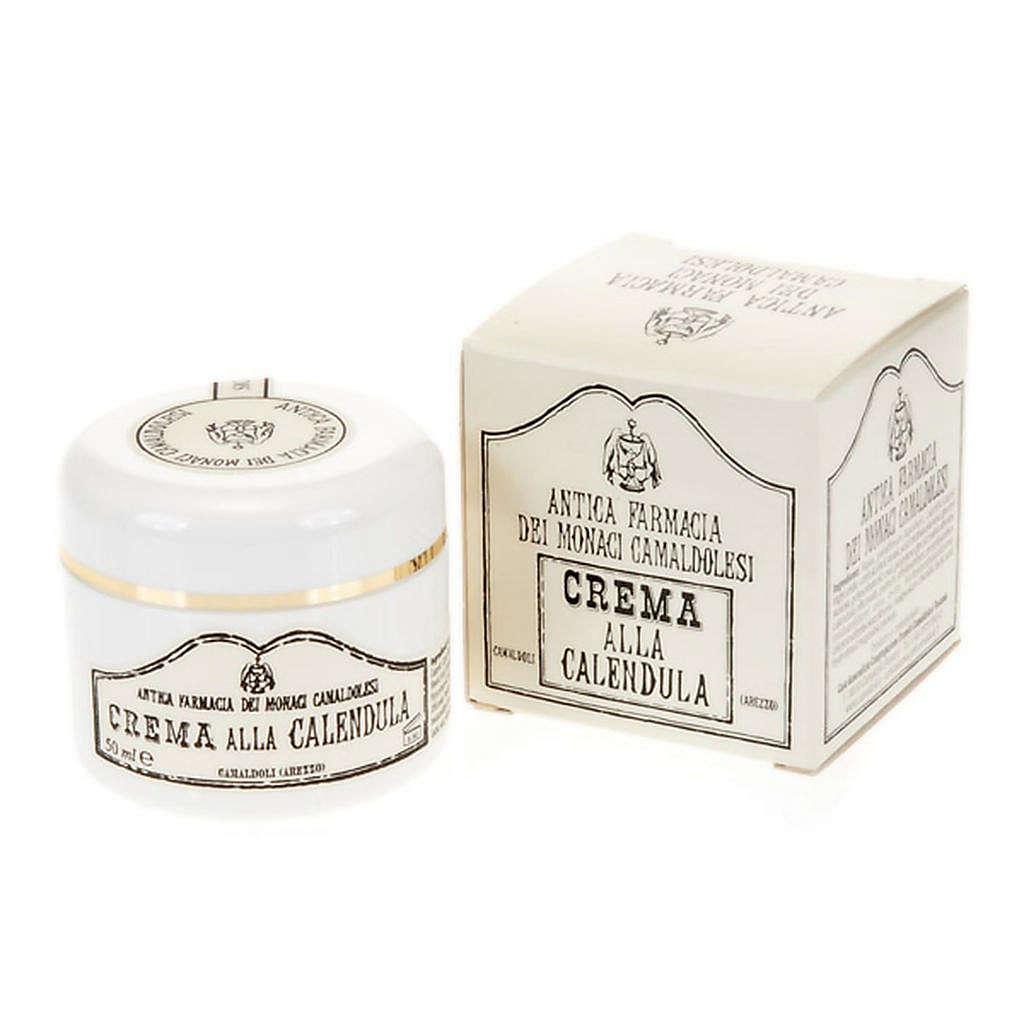 Camaldoli Calendula Cream (50 ml) 4