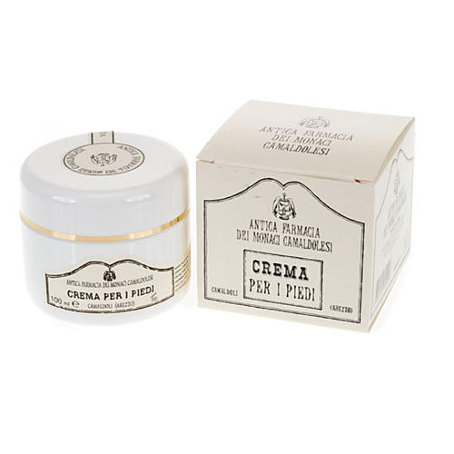 Camaldoli Foot Cream (100 ml) 1