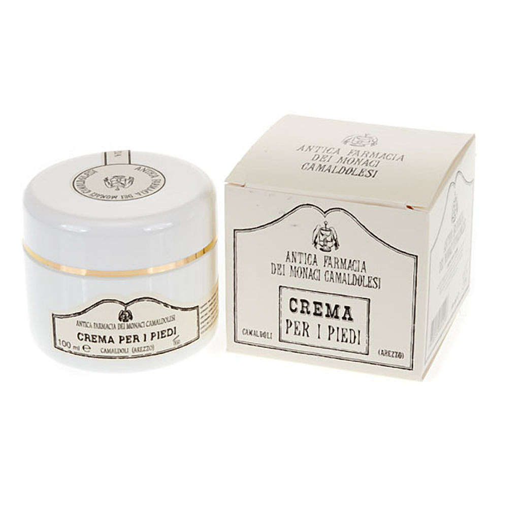 Crema per i Piedi 100 ml 4