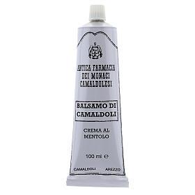Crema al Mentolo Balsamo di Camaldoli 100 ml s2