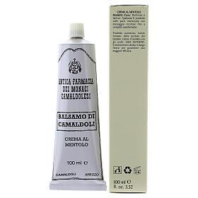 Crema al Mentolo Balsamo di Camaldoli 100 ml s3