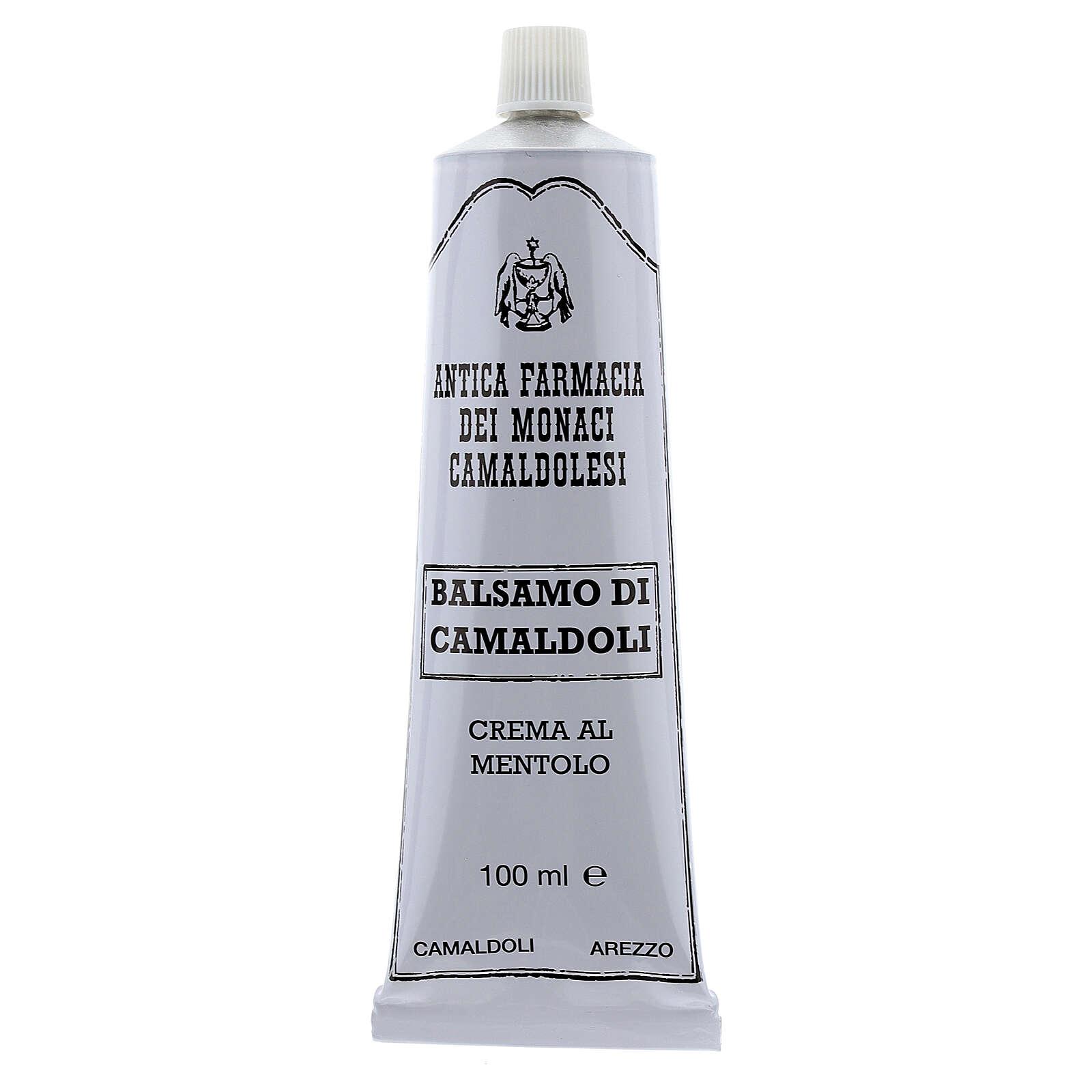 Camaldoli Menthol Cream 4