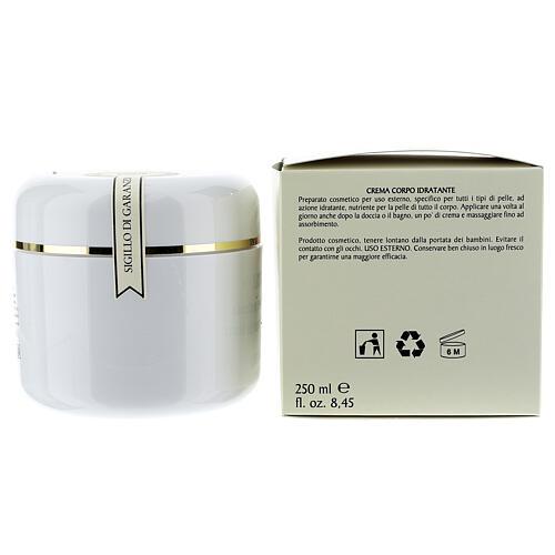 Crema para el Cuerpo Hidratante Almizcle Blanco (250 ml) 2