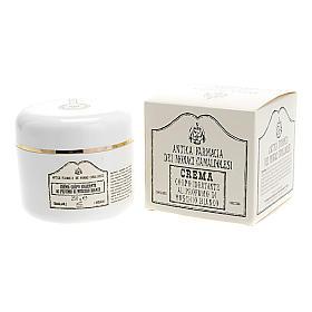 Crème hydratante pour le corps au musc blanc (250ml) s1