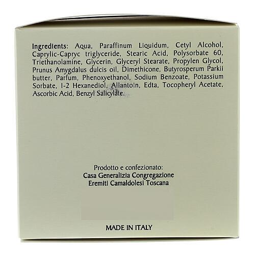 Camaldoli White Musk Moisturizing Body Cream (250 ml) 3