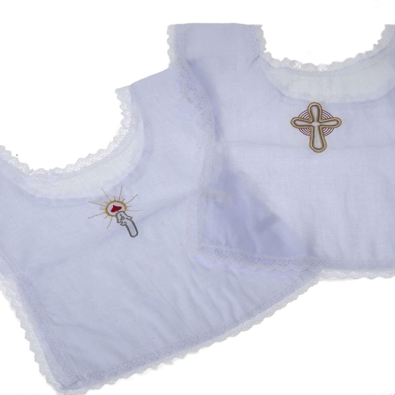 Chemise baptême, offre spéciale 4
