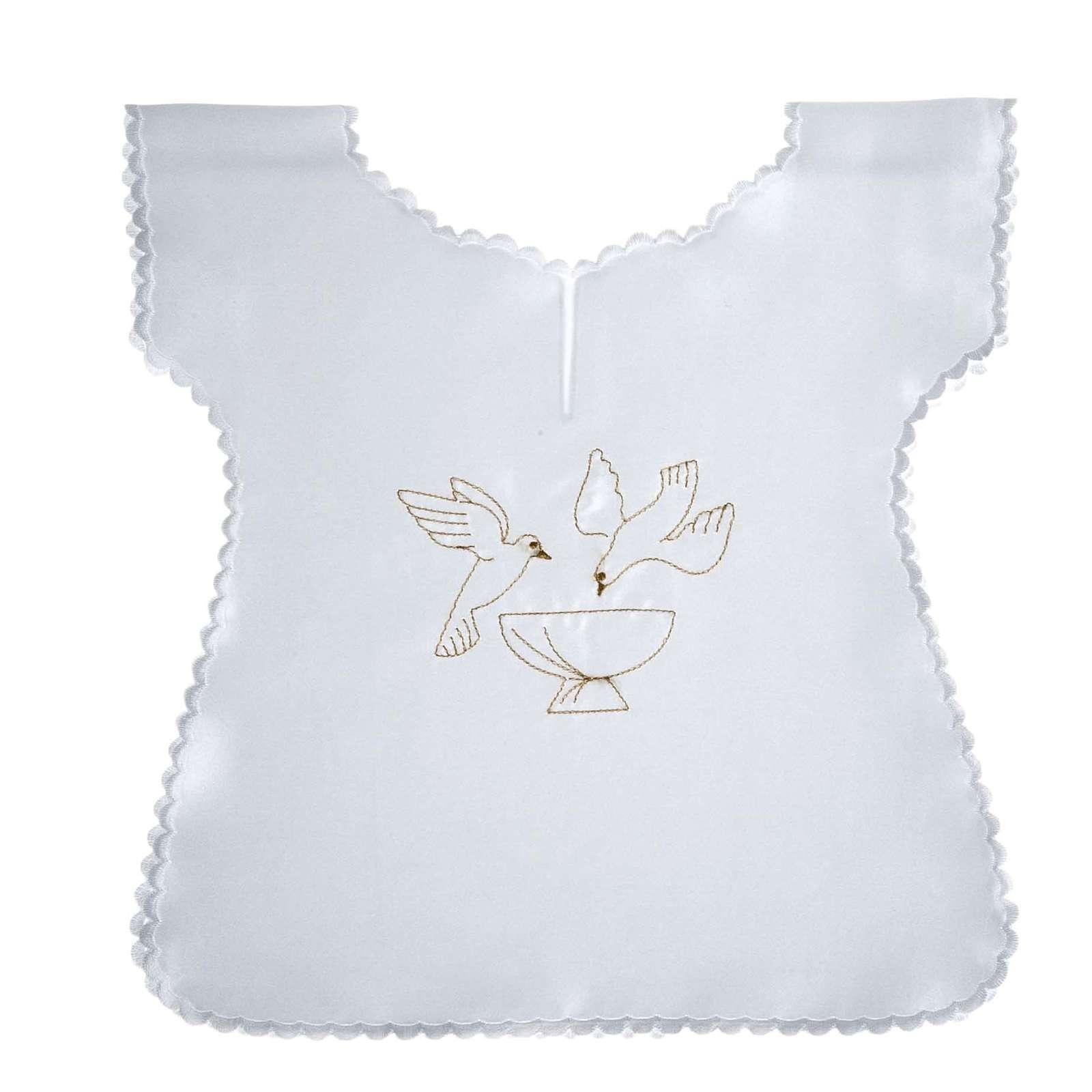 Vestido bautismo con fuente bautismal 4