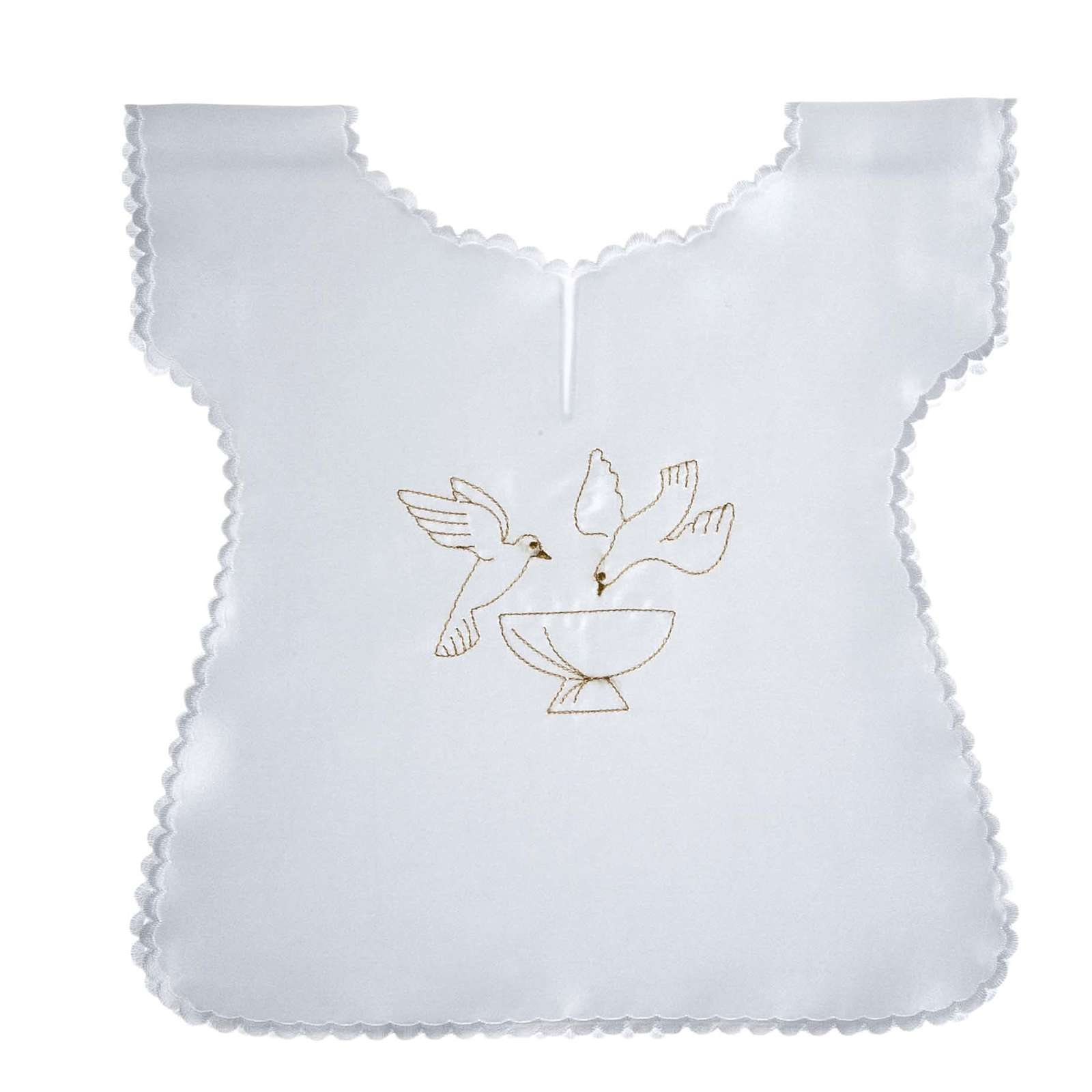 Vestina battesimo colombe fonte battesimale 4