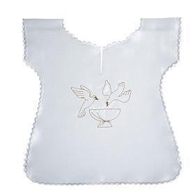 Vestina battesimo colombe fonte battesimale s1