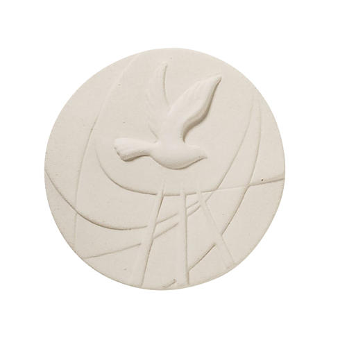 Round white picture, Confirmation 1