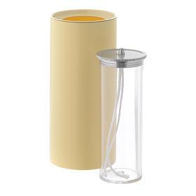 Kerzenhalter Messing bearbeitete Basis s4