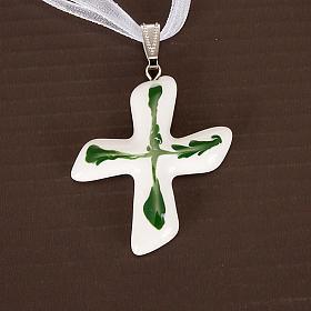 Saint Andrew's cross pendant s3