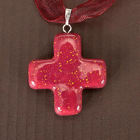Croce pendente quadrata s6