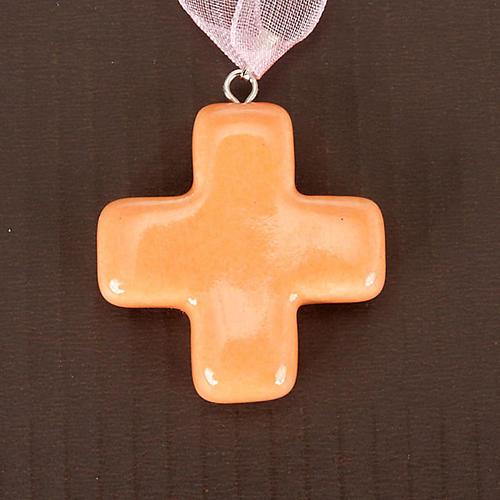 Croce pendente quadrata 4