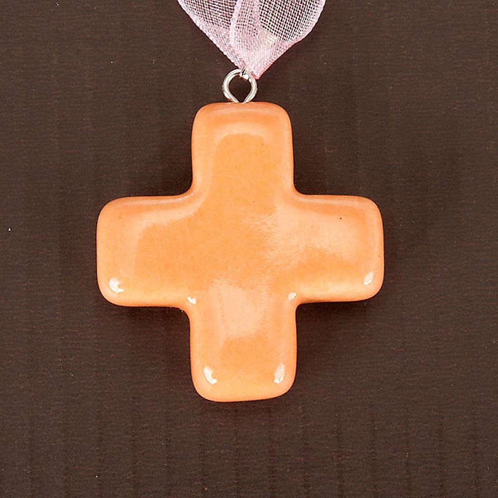 Squared cross pendant 4