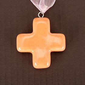 Squared cross pendant s4