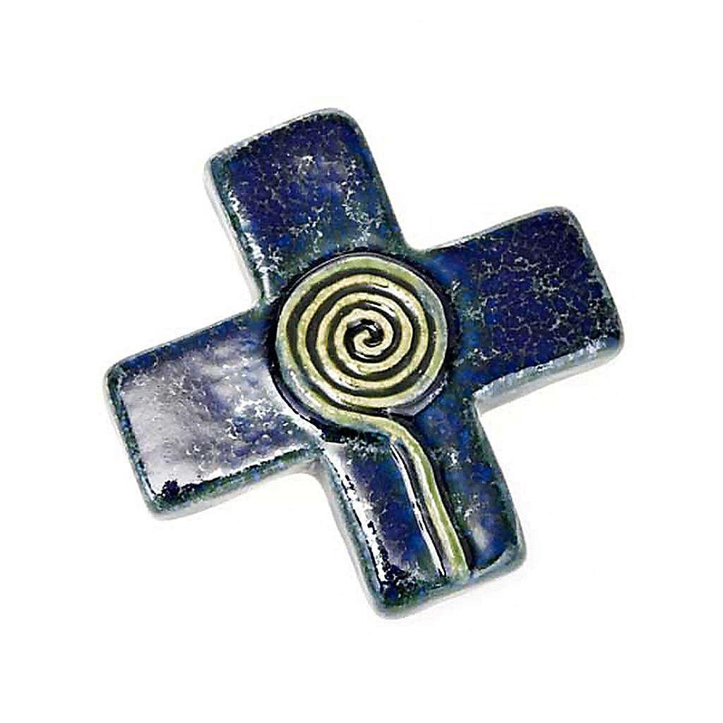 Cruz círculos de la vida 4