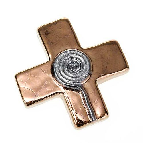 Cruz círculos de la vida 7