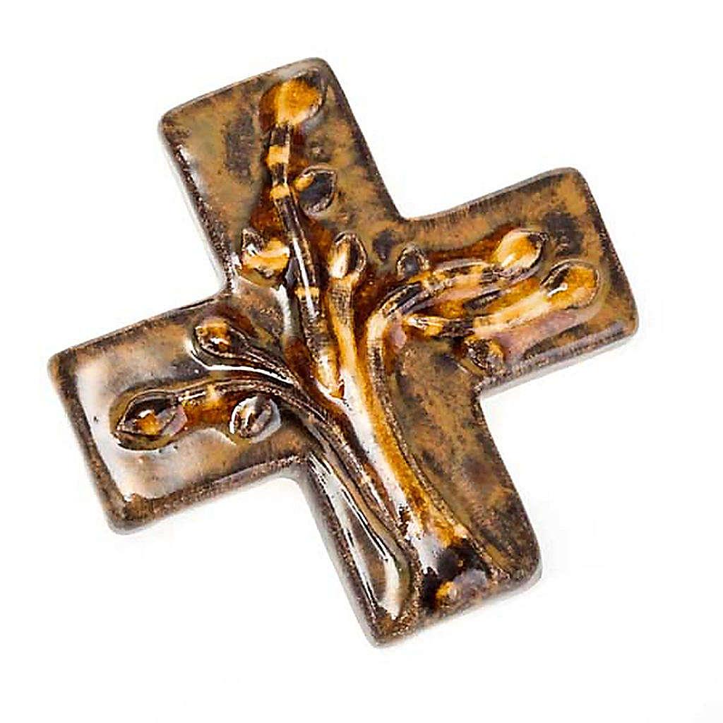 Cruz árbol de la vida 4