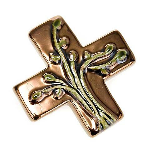 Cruz árbol de la vida 7
