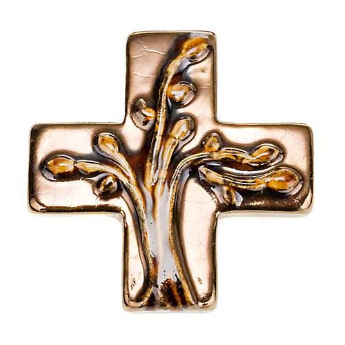 Cruz árbol de la vida 9