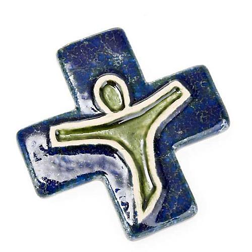 Cruz con crucifijo 2