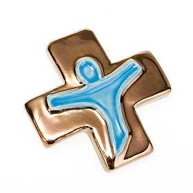 Croce crocefisso stilizzato s5