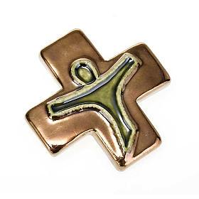 Croce crocefisso stilizzato s7