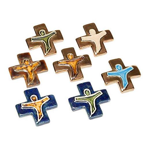 Croce crocefisso stilizzato 1