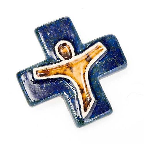Croce crocefisso stilizzato 3