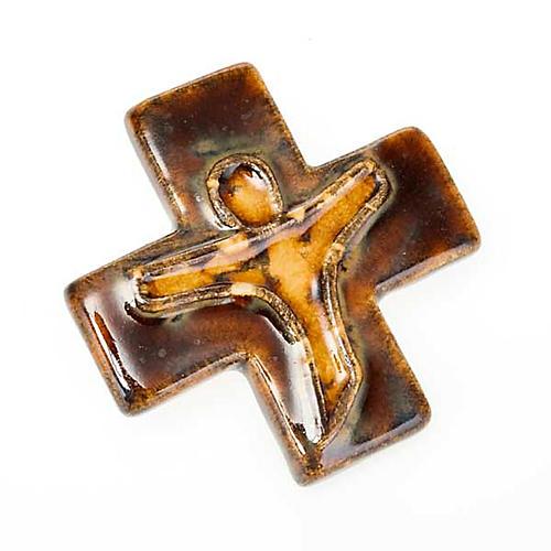 Croce crocefisso stilizzato 4