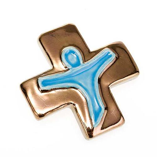 Croce crocefisso stilizzato 5