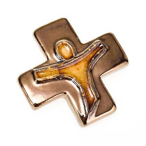 Croce crocefisso stilizzato 6
