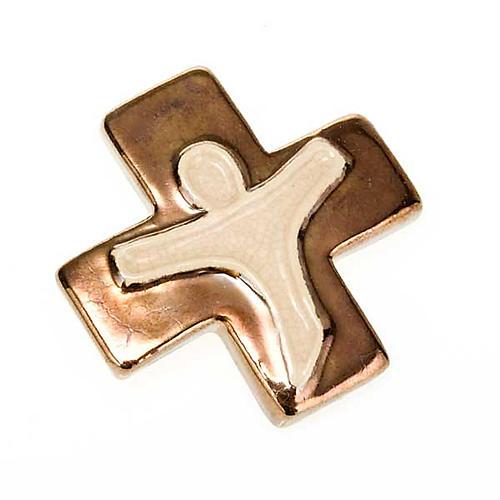 Croce crocefisso stilizzato 8