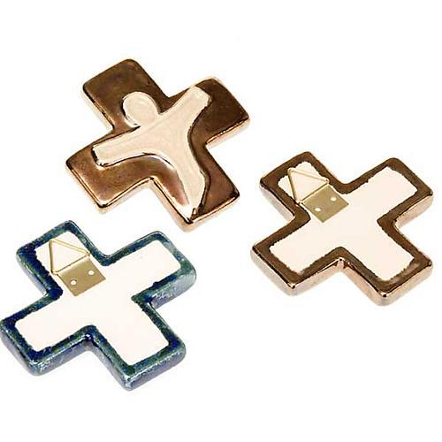 Croce crocefisso stilizzato 9