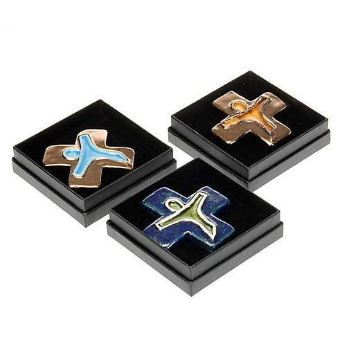 Croce crocefisso stilizzato 11