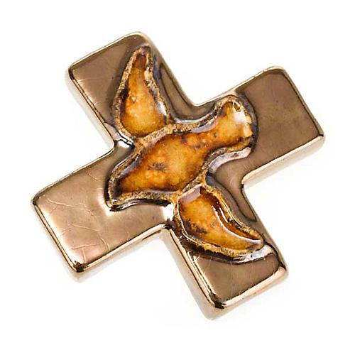 Croix colombe de la paix 2