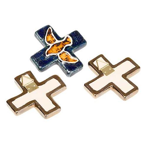 Croix colombe de la paix 8