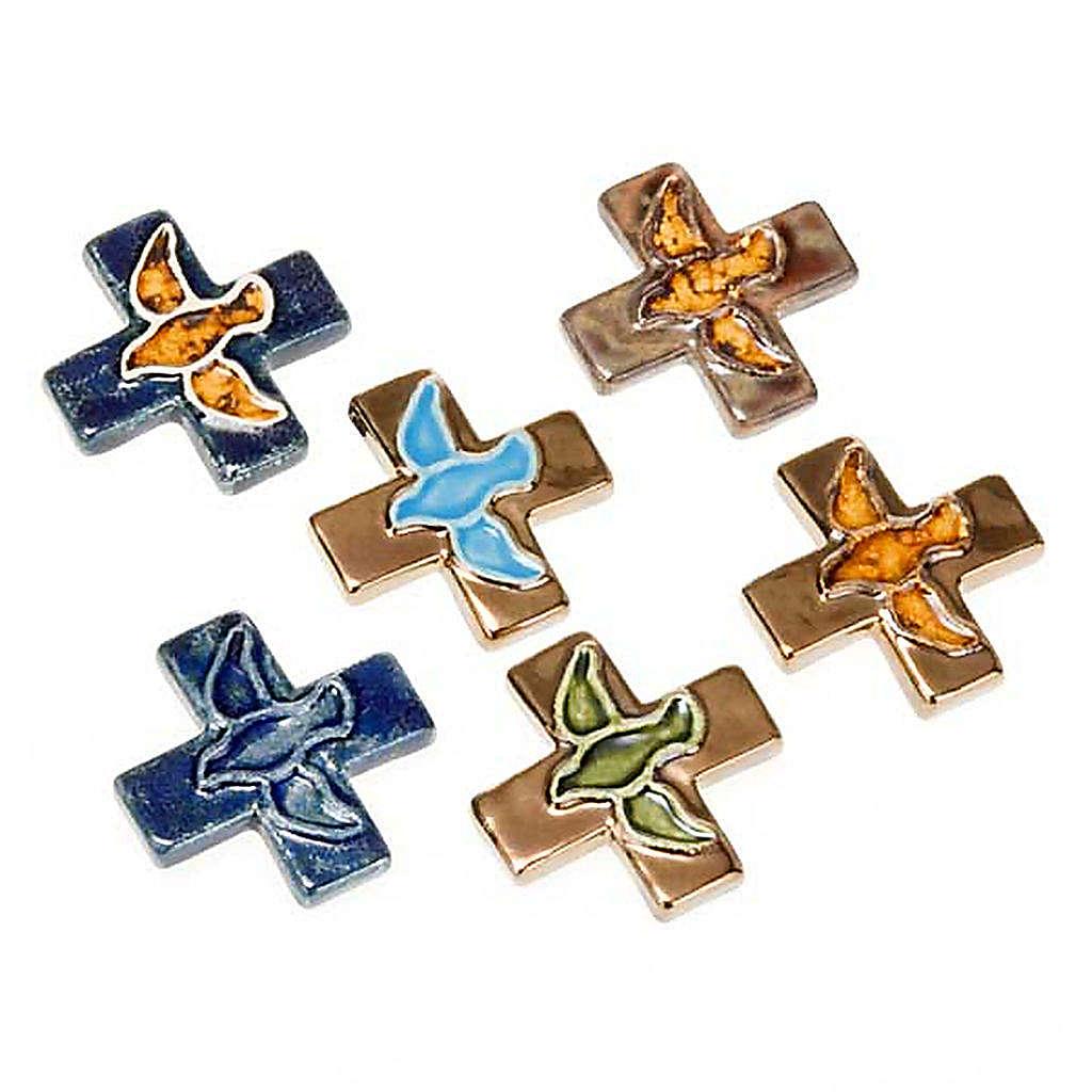 Croce colomba della pace 4
