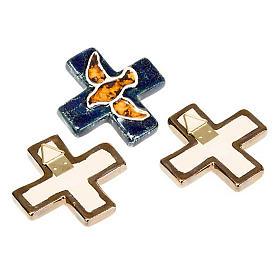 Croce colomba della pace s8