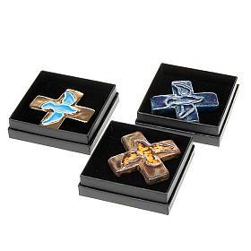 Croce colomba della pace s10
