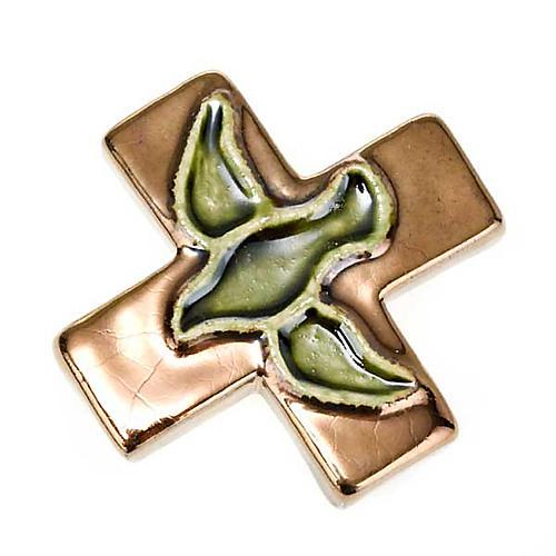 Croce colomba della pace 3