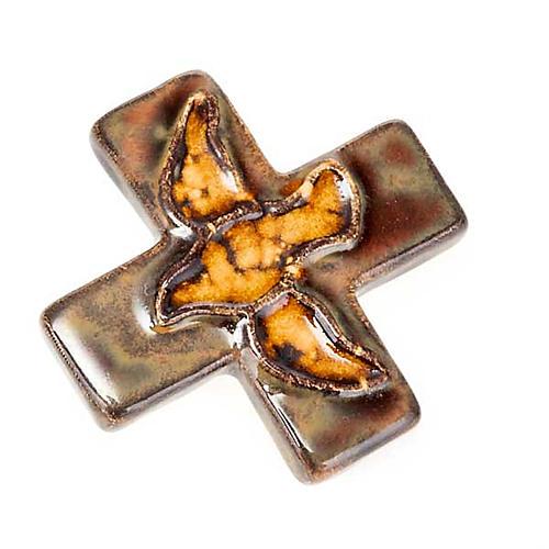 Croce colomba della pace 5