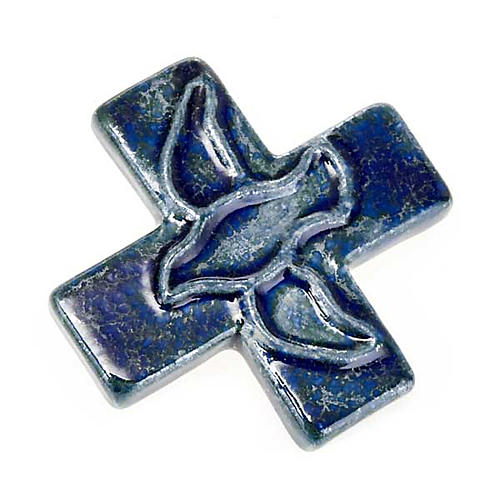 Croce colomba della pace 6
