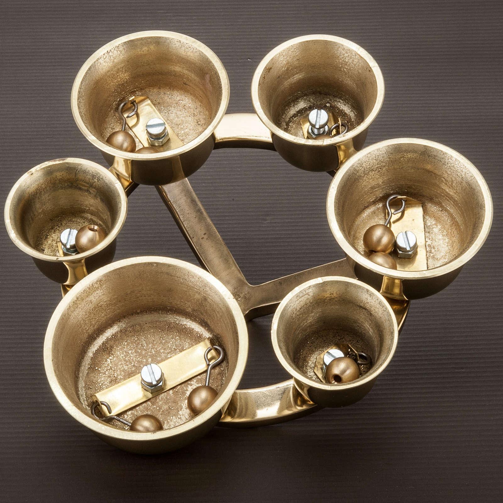 Liturgical bell six sounds 3