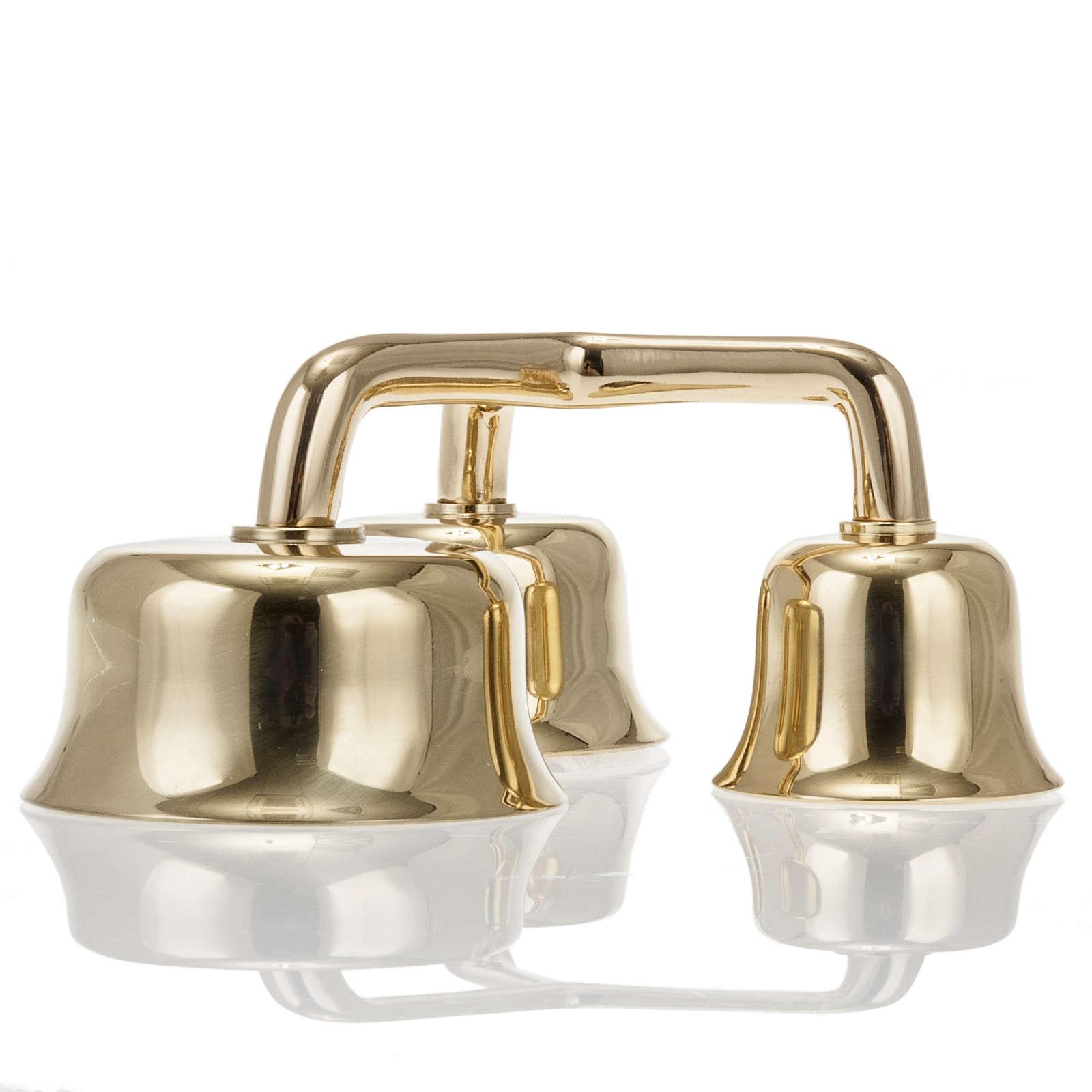 Liturgical bell three sounds 3