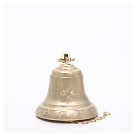 Altar bell, Angel model with wall fitting 14cm s3