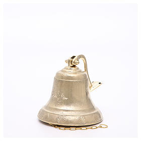 Altar bell, Angel model with wall fitting 14cm s4