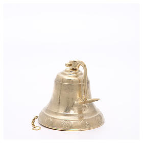 Altar bell, Angel model with wall fitting 14cm s5